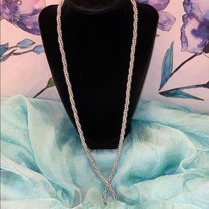 Marvella Vintage Pearl Necklace